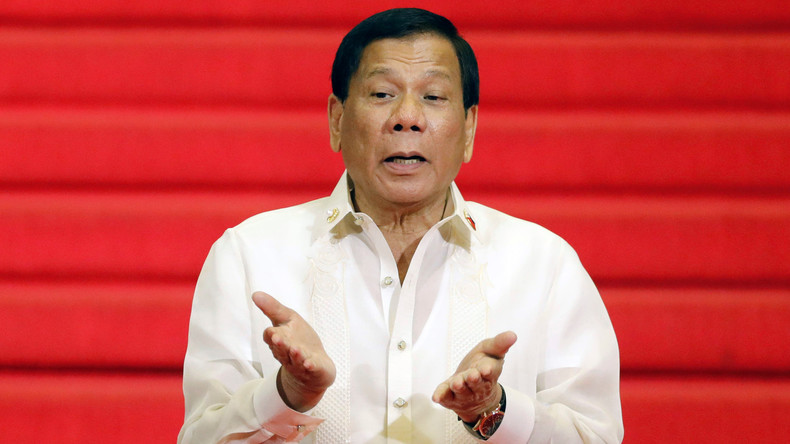 Duterte droht mit Ausweitung des Kriegsrechts