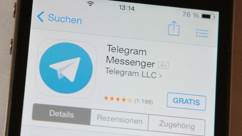 Russischer Geheimdienst entdeckt geheime Terroristen-Chats bei Telegram