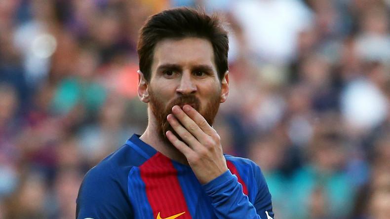 Barcelona-Star Messi soll für 21 Monate ins Gefängnis