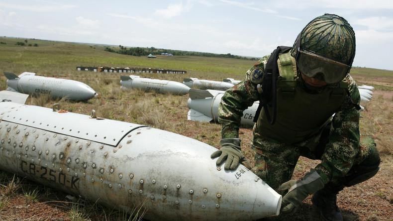 Laut Studie: Allianz-Versicherung investiert in Produzenten von Streubomben