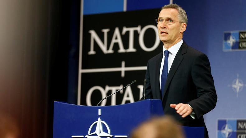 Die Nato will der internationalen Koalition gegen die Terrormiliz IS beitreten.