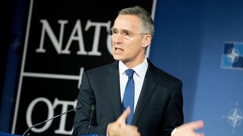 """Stoltenberg: """"Russland ist immer auf der Agenda der NATO"""""""