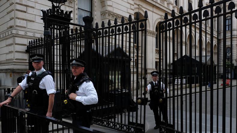 """Polizei in Manchester stoppt Kooperation mit USA wegen """"undichter Stellen"""""""