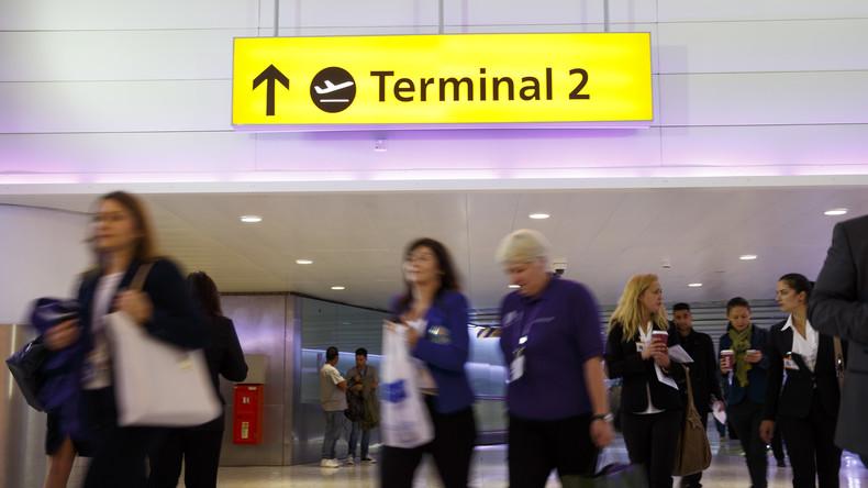 EU-Bürger verlassen Großbritannien