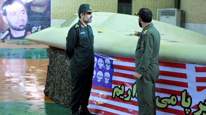 Raketenbau unter der Erde: Iran kündigt Bau neuer Systeme an und ruft zur Mäßigung auf