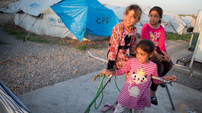 Unicef: 200 Kinder starben 2017 bereits auf der Flucht über das Mittelmeer
