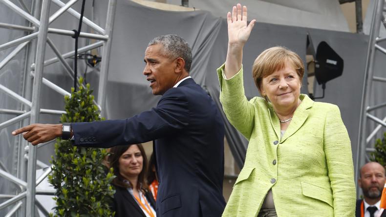 """Obama auf dem Kirchentag  – """"Ein verhängnisvolles Signal"""""""