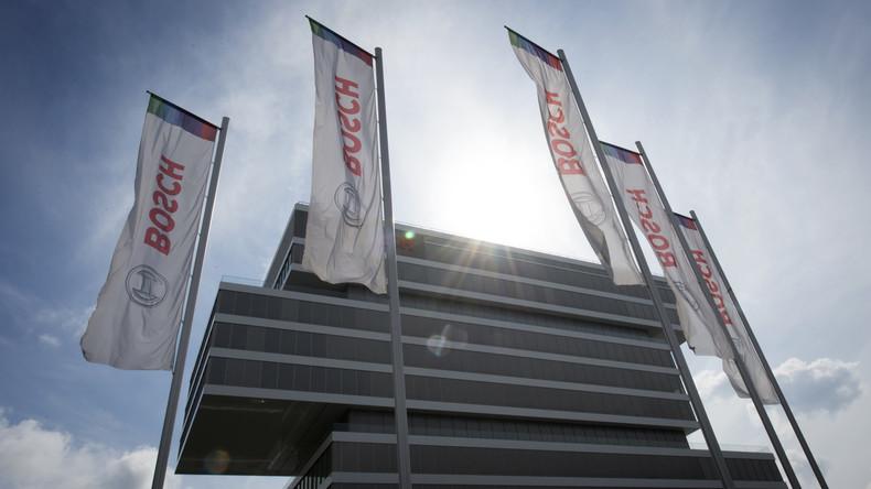Abgas-Manipulationen: Ermittlungen gegen Bosch