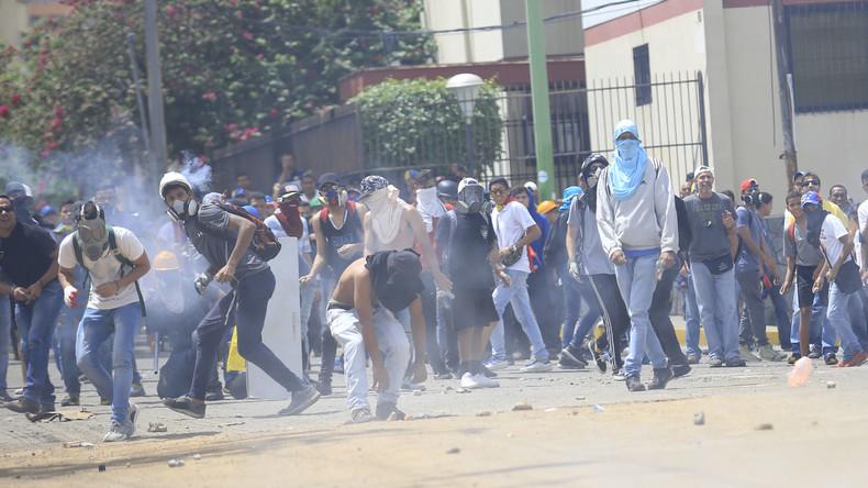Über 2.800 Festnahmen bei Protesten in Venezuela