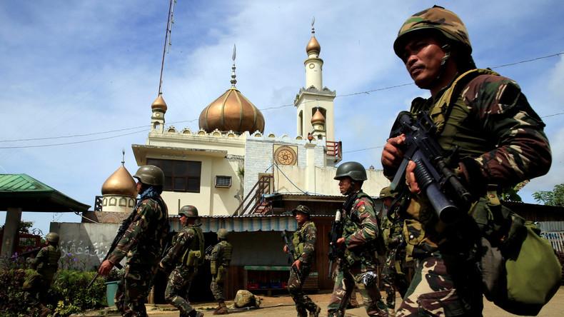 Mindestens 46 Tote bei Kämpfen in philippinischer Stadt