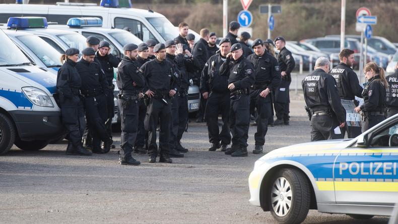 Polizei nimmt mutmaßlichen Islamisten in Essen fest