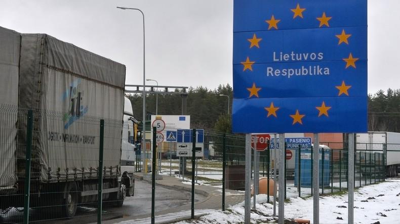 Etwa 80 Prozent der umgesiedelten Flüchtlinge aus Litauen weitergezogen
