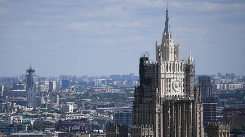 Russlands Außenministerium: Beziehungen zur NATO auf Tiefpunkt seit Ende des Kalten Krieges
