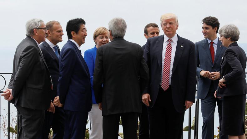 G7-Gipfel in Italien: Vier Neulinge und geringe Erwartungen