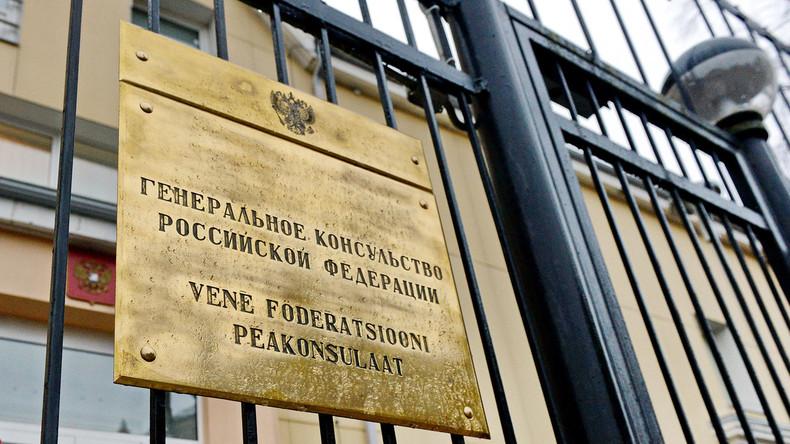 """""""Das bleibt nicht ohne Antwort"""" - Moskau zur Ausweisung russischer Diplomaten aus Estland"""