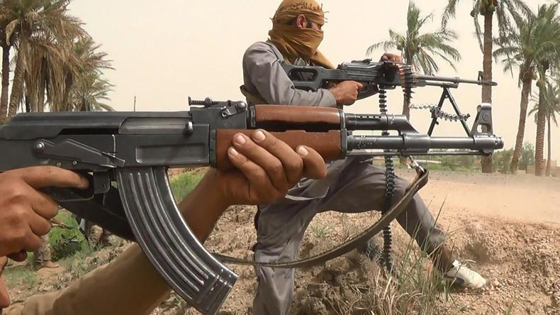 Die Spur der Waffenhändler: Waffenlieferungen aus Bulgarien an Dschihadisten in Syrien verdoppelt