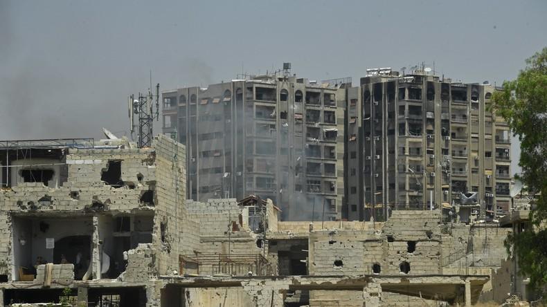 US-Koalition tötet drei IS-Anführer in Syrien und im Irak