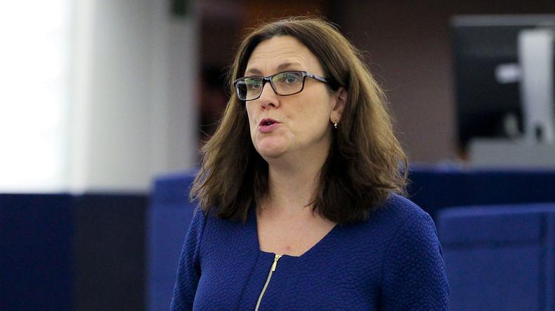EU-Kommissarin: Millionen US-Jobs hängen am Handel mit der EU