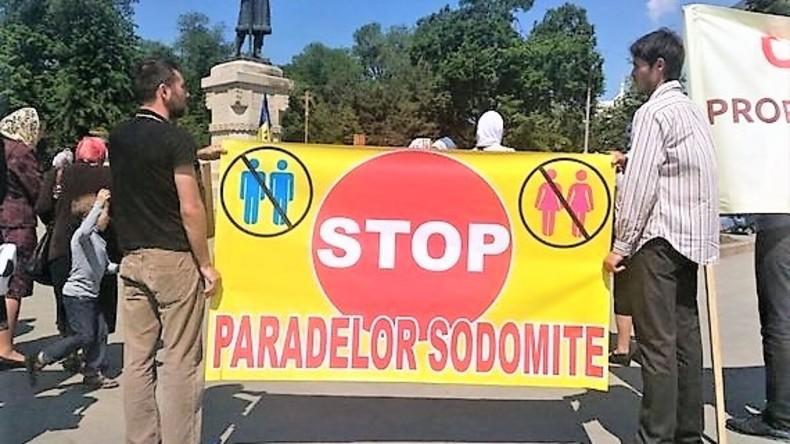 Toleranz vs. Tradition: Verhinderter LGBT-Marsch in Moldawien und dessen Gegner