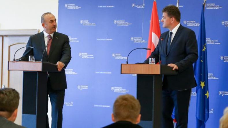 Slowakei unterstützt EU-Beitrittswunsch der Türkei