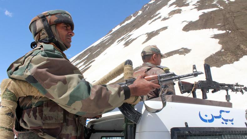 Indische Militärs töten mindestens acht Extremisten in Kaschmir