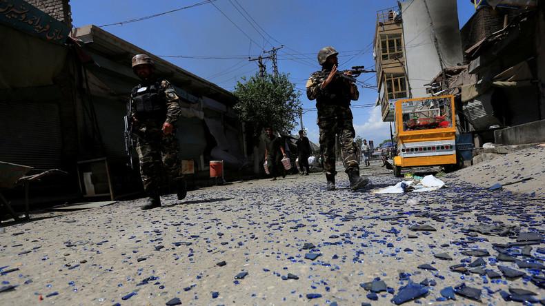 Mindestens 20 Tote bei Bombenexplosionen in Afghanistan