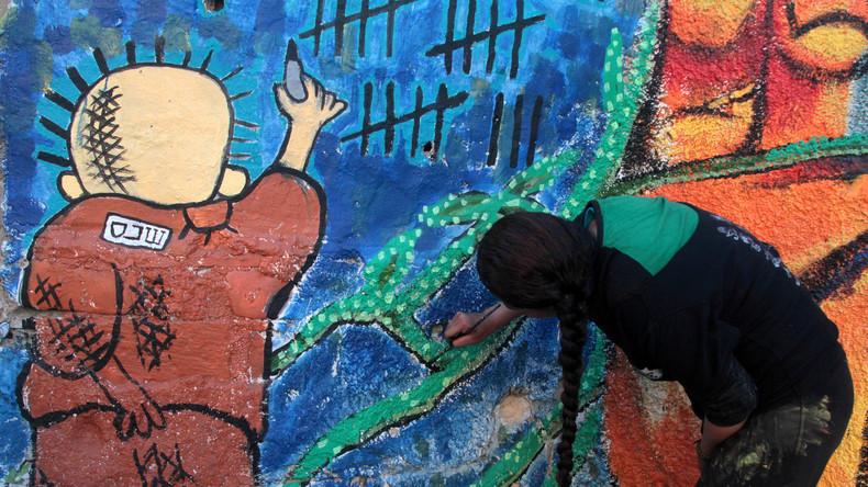 Nahostkonflikt - Hunderte Palästinenser in Haft beenden Hungerstreik