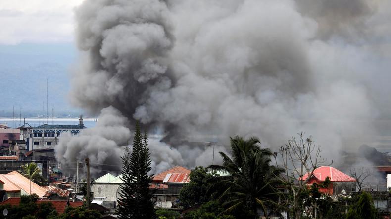 Kämpfe auf Philippinen gehen weiter - Dutzende Tote