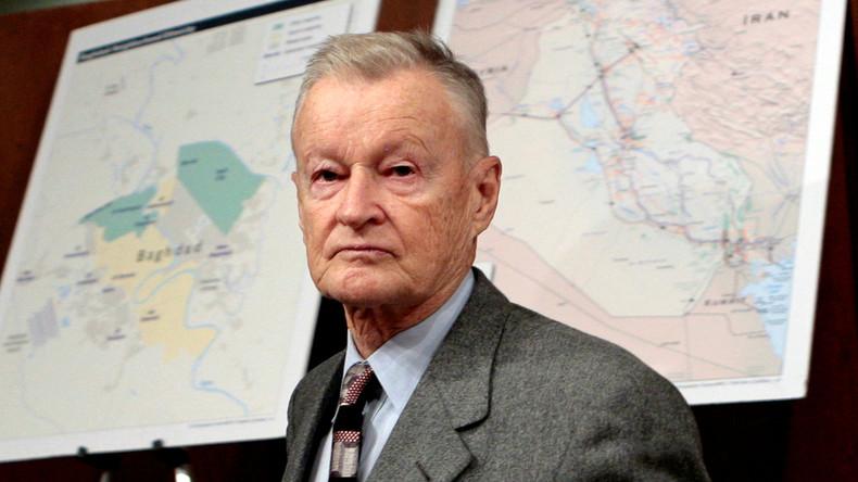 Zbigniew Brzezinski: Der wichtigste Stratege für Amerikas Vorherrschaft