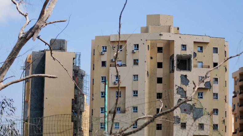 Dutzende Tote bei Kämpfen in Libyens Hauptstadt Tripolis