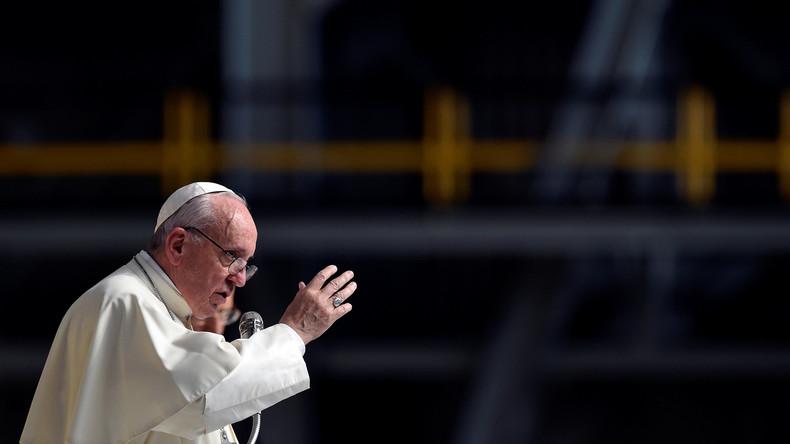 Papst Franziskus verurteilt Anschlag auf Christen in Ägypten