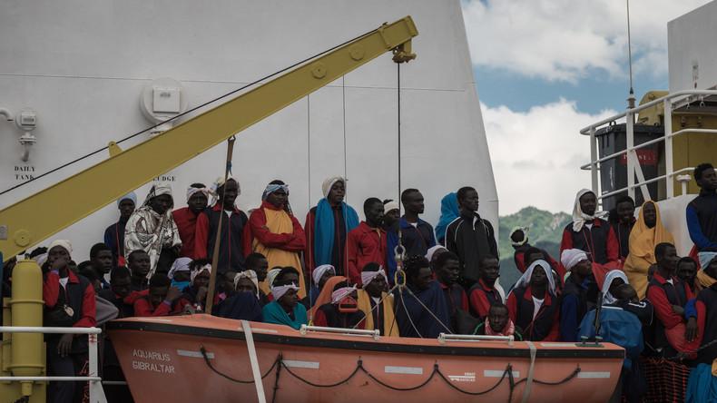 Wieder tote Flüchtlinge auf dem Mittelmeer – 2.200 Menschen gerettet