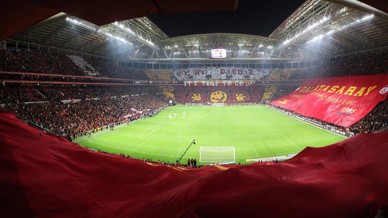 FC Galatasaray Istanbul benennt Stadion nach Aufruf von Erdoğan um