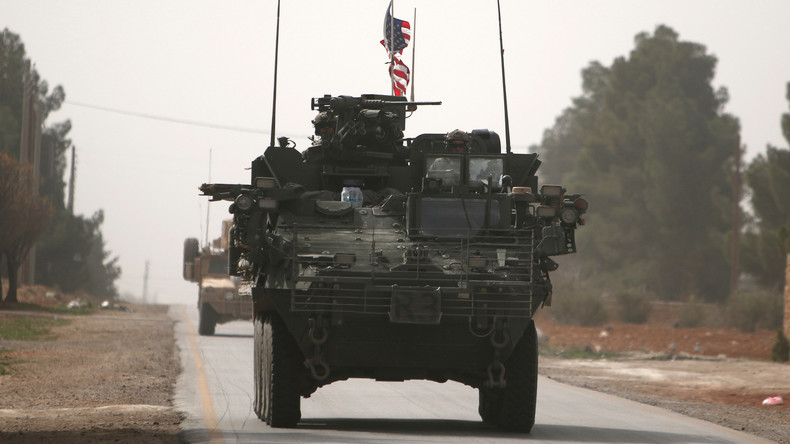 US-Soldat stirbt in Syrien