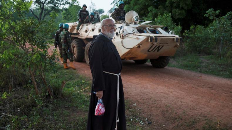 Mindestens 300 Menschen sterben bei neuen Kämpfen in Zentralafrika
