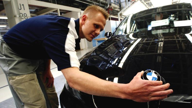 Fehlendes Bauteil lässt BMW-Produktion in Leipzig stillstehen
