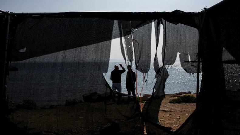 Griechische Küstenwache rettet 41 Migranten vor Peloponnes