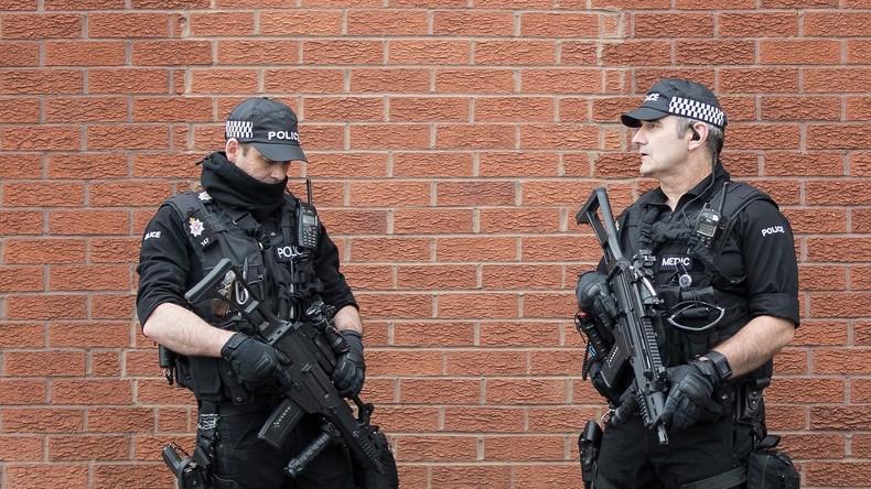 Weitere Festnahme nach Terroranschlag von Manchester