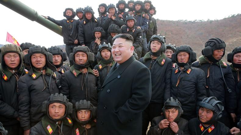 Südkorea: Erneuter nordkoreanischer Raketentest