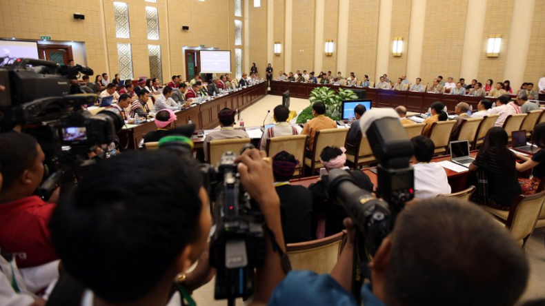 Friedensgespräche in Myanmar ergebnislos beendet