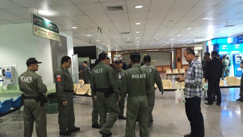 Bis zu 50 Festnahmen nach Anschlag in Bangkoker Krankenhaus