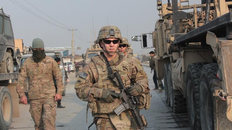Zahl der US-Luftangriffe in Afghanistan verdreifacht