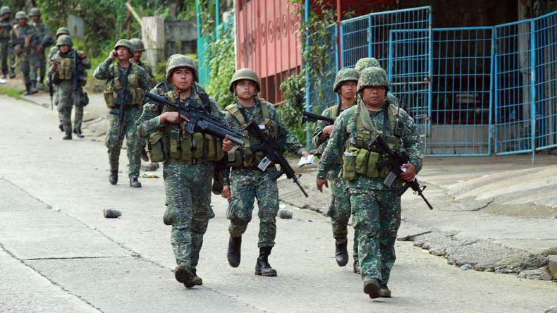 Über 40 Menschen sterben bei Zusammenstößen mit Terroristen auf den Philippinen