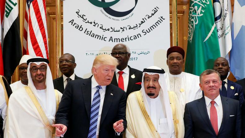 USA: Widerstand gegen Trumps 100 Milliarden Saudi-Waffendeal in beiden Häusern des Kongresses
