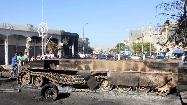 Libyen: Tödliche Kämpfe zwischen rivalisierenden Regierungen