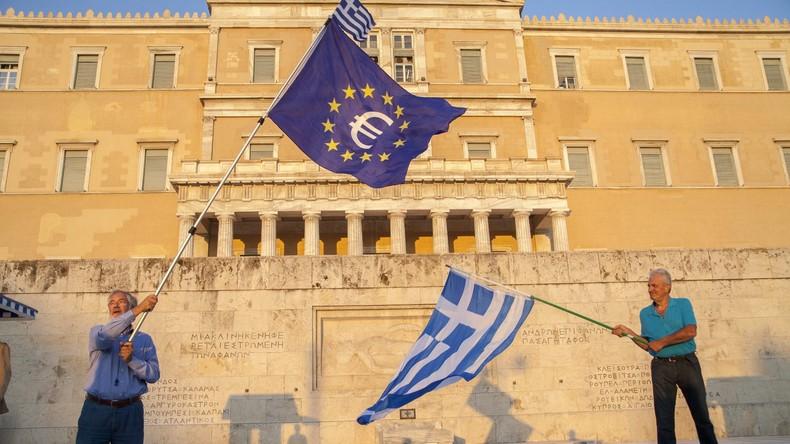 Athen fordert Beilegung des Streits um den griechischen Schuldenberg