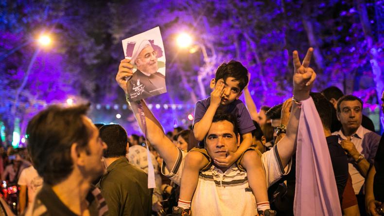 """Trump braucht den Iran als """"den Bösen"""""""