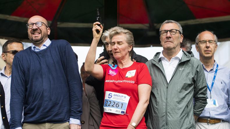 Zu nahe an Pistolenknall: Belgischer Premier in Behandlung