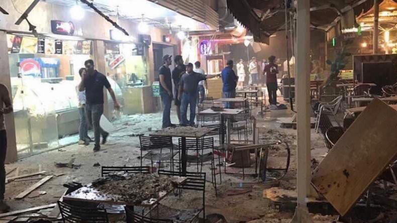 Elf Menschen sterben bei IS-Bombenanschlag in Bagdad
