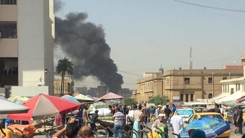 Neuer Anschlag mit Autobombe in Bagdad: Mindestens sieben Tote